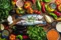 The Mediterranean diet is rich in fresh vegetables and fruit, and fish, and switching to it at any time in life can have health benefits, researchers say.