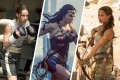 (From left) Hilary Swank in Million Dollar Baby; Gal Gadot in Wonder Woman; and Alicia Vikander in Tomb Raider. Image: SCMP