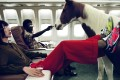 What's with all the horseplay in Gucci's Spring Summer 2020 video? Photos: Gucci