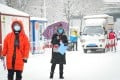 Heilongjiang province has reported 479 coronavirus infections, of which 124 were in the four Harbin districts now under lockdown. Photo: Xinhua
