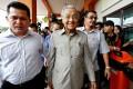 Malaysian interim prime minister Mahathir Mohamad. Photo: Reuters