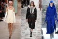 From left to right: Lanvin, Dior and Kenzo present their autumn/winter 2020 collections at Paris Fashion Week in Paris, France. Photos (left to right): EPA-EFE, Xinhua, AFP