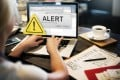 The coronavirus outbreak has led to the biggest experiment in work-from-home regime in decades, bringing along the threat of cybercrime to sensitive government and corporate data. Photo: Shutterstock Images