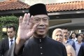 Muhyiddin Yassin was appointed as the new prime minister by Malaysia's king to end a week of turmoil prompted by the resignation of Mahathir Mohamad. Photo: EPA-EFE