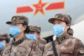 The military has sent more than 10,000 medical personnel to Wuhan to help contain the coronavirus. Photo: Xinhua
