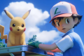 Pikachu and Ash revisit their roots in Pokemon: Mewtwo Strikes Back – Evolution, Netflix's 3DCG remake of the first film in the franchise.