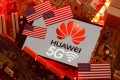 Huawei Technologies says it sold more than 50,000 5G mobile base stations as of February that were free of US hi-tech components. Photo: Reuters