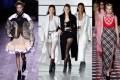 From left to right: Louis Vuitton, Chanel, Miu Miu all presented autumn/winter 2020 at Paris Fashion Week. Photos: EPA, AFP, Xinhua