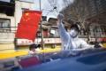 Beijing has been keen to highlight its successes in handling the coronavirus outbreak. Photo: Xinhua