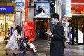 Japan has had more than 1,000 cases of the new coronavirus. Photo: Bloomberg