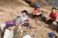 Children enjoying one of A-Team Edventures' outdoor programmes. Photo: A-Team Edventures