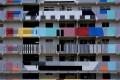 A public housing block in Singapore. Photo: Reuters