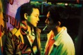Leslie Cheung (left) and Tony Leung in a scene from Wong kar-wai's 1997 Hong Kong film Happy Together. Photo: Handout