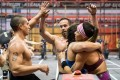 Mayhem Freedom, minus Strohm (left) with Scott Panchik replacing him, look like heavy favourites again at the CrossFit Games. Photo: Asia CrossFit Championship