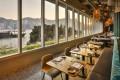 Hue Restaurant & Bar, at the Hong Kong Museum of Art, has great views. Photos: Woolly Pig