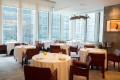 Octavium is a spacious 32-seat restaurant with minimalist decor, white-clothed tables and city views. Photos: handouts