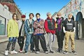 Japanese act Ballistik Boyz from Exile Tribe have been accused of copying K-pop megastars BTS. Photo: Twitter