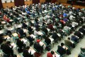 This year's DSE exam will commence on March 27. Photo: Handout