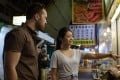 Virginia Chan with Dennis Prescott in a still from Restaurants on the Edge on Netflix. Photo: courtesy of marblemedia
