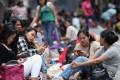 The news of Manila's lockdown has triggered fears among Hong Kong's 240,000 Filipinos. Photo: Edward Wong