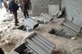 Katyusha rocket launchers found by the Iraqi Army. Photo: Handout via Reuters