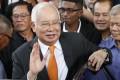 Former Malaysian prime minister Najib Razak. Photo: AP