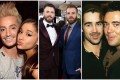 Ariana Grande and her brother Frankie, Chris Evans and his brother Scott, and Colin Farrell and his brother Eamon – just three celebrities who adore their LGBTQ+ siblings. Photo: Instagram