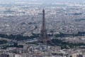 The management of the Eiffel Tower announced the monument's closure on March 13 due to the spread of Covid-19 illness. Photo: AFP