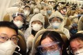 Students studying abroad have been rushing back to Hong Kong because of the coronavirus pandemic. Photo: Facebook
