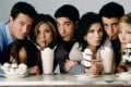 Friends cast members (from left) Matthew Perry (who played Chandler Bing), Jennifer Aniston (Rachel Green), David Schwimmer (Ross Geller), Courteney Cox (Monica Geller), Matt LeBlanc (Joey Tribbiani), and Lisa Kudrow (Phoebe Buffay) will have to wait to film an HBO Max reunion special because of the coronavirus pandemic.
