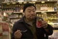 Korean-American chef David Chang in a still from Ugly Delicious, the second season of which is now streaming on Netflix.