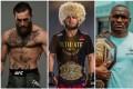Simply the best - Conor McGregor , Khabib Nurmagomedov, and Kamaru Usman. Photo: Instagram