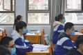 Overseas study tours are off the curriculum for most Chinese children this year. Photo: Xinhua