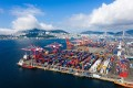 The Busan Port Terminal in South Korea. Asia-Pacific logistics remains the largest property investment opportunity in the region, according to ESR's chairman. Photo: Bloomberg