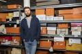 Max Bittner, CEO of luxury resale platform Vestiaire Collective. Photo: Vestiaire Collective