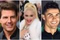 Can you imagine celebrities like Tom Cruise, Gwen Stefani and Cristiano Ronaldo having bad teeth? Photo: AP/Getty Images/AFP