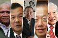 Malaysia's five richest billionaires have all helped to build up the country over the past 60 years.