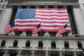 Trading at the New York Stock Exchange and other US markets jumped at the open of trading Tuesday, buoyed by the prospect of congressional leaders agreeing on a stimulus package to combat the coronavirus' disruption of the nation's economy. Photo: Agence France-Presse