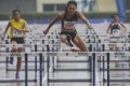 Hurdler Vera Lui had to return home after the Queensland Track Classic in Brisbane was called off. Photo: Winson Wong