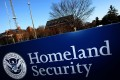 The Department of Homeland Security main office in Washington. Photo: Getty Images