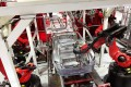 A Tesla Motors factory in Fremont, California. The Covid-19 pandemic is just the latest headache for the lithium industry, with prices down 37 per cent in the past year due to oversupply concerns. Photo: Reuters