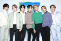 K-pop giants BTS gave their fans worldwide a boost when they performed via video link on James Corden's The Late Late Show. Photo: EPA-EFE