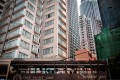 Hong Kong's housing market was rated the most expensive in the world for high-income expats for the third year running. Photo: AFP