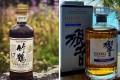 Which blended Japanese whisky is better: Nikka's Taketsuru or Suntory's Hibiki? Photos: Instagram