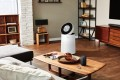 Make your home office more enjoyable with tech solutions like the LG PuriCare air purifier. Photo: LG