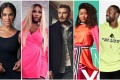 Sports celebrities Misty Copeland, Serena Williams, David Beckham, Naomi Osaka and Dwyane Wade have all branched out into fashion. Photo: Instagram