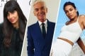 Jameela Jamil, Phillip Schofield and Rosario Dawson have all come out as LGBTQ+ so far in 2020. Photos: Instagram