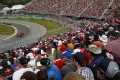 The Formula One season is likely to go ahead with limited spectators in the stands. Photo: EPA