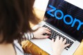Zoom has been a hit worldwide but some are wary of its security issues. Photo: Gabby Jones/Bloomberg