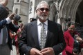 Indian businessman Vijay Mallya is seen at the Royal Courts of Justice in London in 2019, as he appealed against his extradition to India to face fraud charges. He lost the appeal. Photo: AP